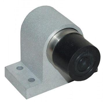 BMB 8612.060 Aluminium Türstopper mit Gummipuffer – Bild 1