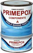 Primepox Epoxy Primer 750ml rot - Grundierung Aluminium, Eisen & Blei 001
