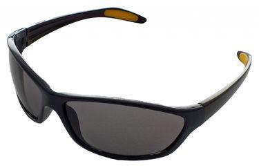 Navyline Wassersport Sonnenbrille blau UV400 mit seitlich weitreichender Augenabdeckung