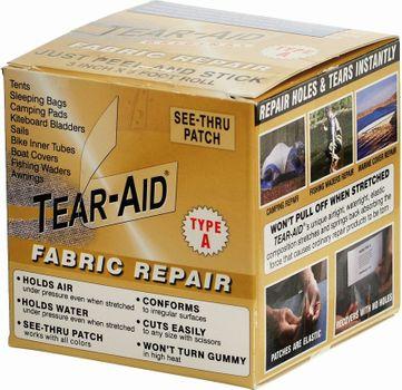 Rouleau de réparation des trous et déchirures Tear-Aid Type A günstig online kaufen