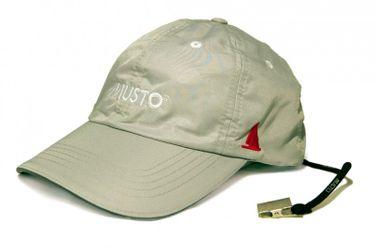 Musto Segelcap Fast Dry Crew Cap in Light Stone AL1390 Cappy – Bild 1