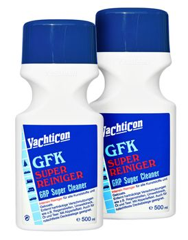 Yachticon GFK Superreiniger - 2 Flaschen je 500ml = 1 Liter – Bild 1