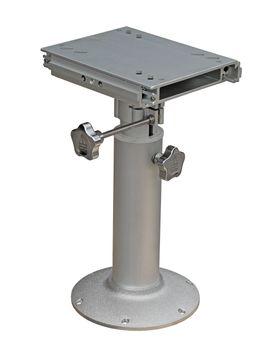 barka Bootsstuhl Halterung manuell ausziehbar 40cm-60cm – Bild 1