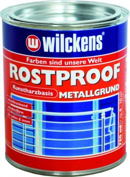 Wilckens Rostproof Metallgrund 750ml rotbraun