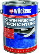 Wilckens Schwimmbecken Beschichtung 2,5 Liter poolblau 001
