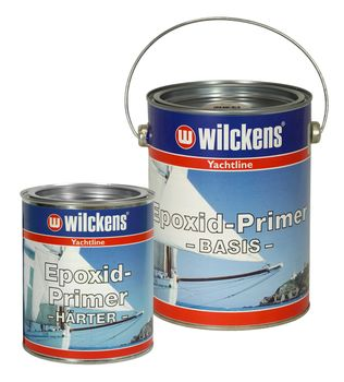 Wilckens Yachtline Epoxid-Primer grau 2400ml – Bild 1