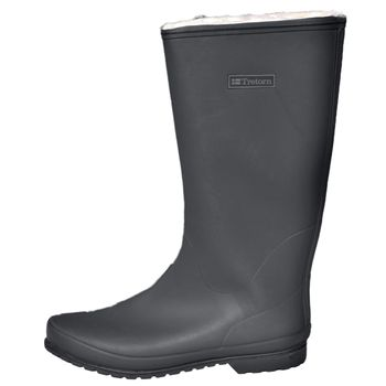 Tretorn Damen Winter Gummistiefel Kelly Vinter schwarz – Bild 1