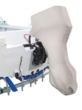Oceansouth Motor-Abdeckung für 2/4-Takt-Außenborder - Schutzhülle für den ganzen Motor – Bild 1