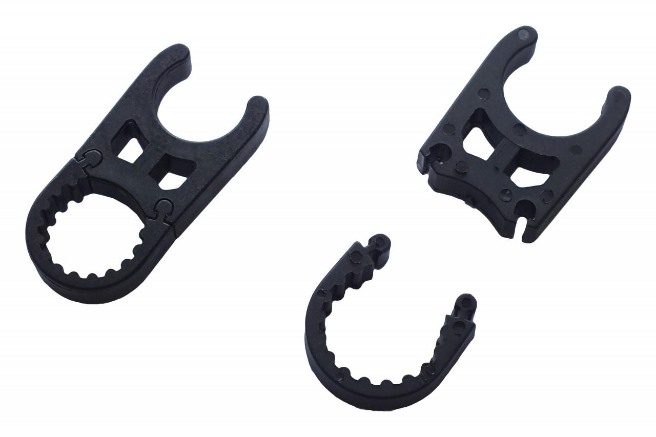 Halte-Clip für Badeleiter für Rohr-Durchmesser 22mm oder 25mm