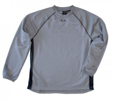 OAKLEY Herren Sweatshirt Protection Crew – Bild 1