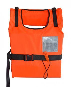 Besto 100N Feststoff Rettungsweste orange
