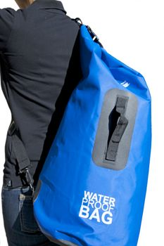 crazy4sailing Dry Bag wasserdichter Rollbeutel 10 bis 60 Liter Tasche – Bild 3