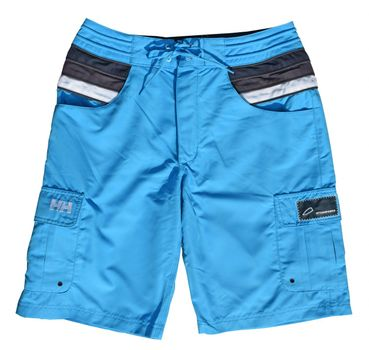 Helly Hansen Herren Badeshorts - New Hydro Power Trunk - azurblau – Bild 1