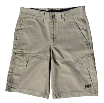Helly Hansen Herren Shorts - Expedition Cargo - grau-olive, Größe 30 – Bild 1
