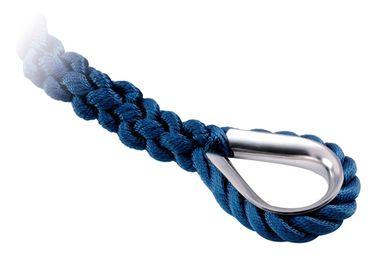 Osculati gespleißte Festmacherleine mit hoher Reißfestigkeit - blau – Bild 2