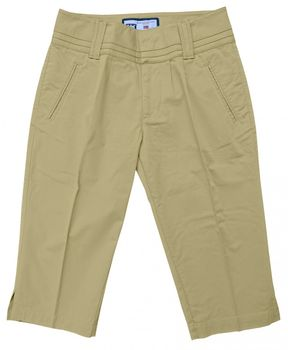 "Helly Hansen Damen Shorts ""Boston 3/4 Pant"" - khaki – Bild 1"