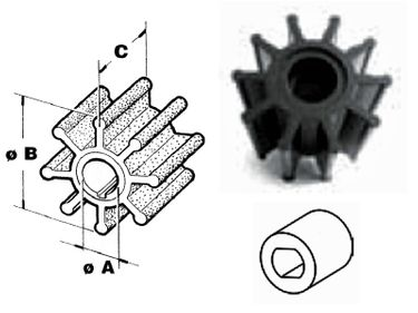 CEF Impeller 500157