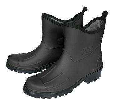 Bockstiegel Herren und Jungen Gummistiefel Peter schwarz Regenstiefel aus Polyvinylchlorid (PVC) – Bild 2