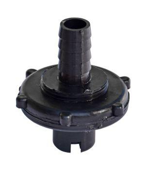 Osculati Nylon Ablauf-Ersatzanschlüsse für Wassertanks - Durchmesser Schlauchanschluss 16mm -