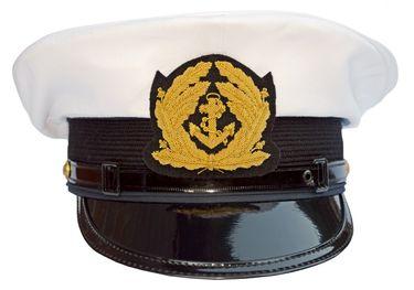 Modas Premium Kapitänsmütze – Bild 2