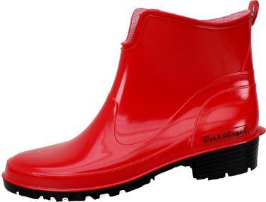 Bockstiegel Damen Gummistiefel Saskia Regenstiefel aus Polyvinylchlorid (PVC) kurzschaft – Bild 4