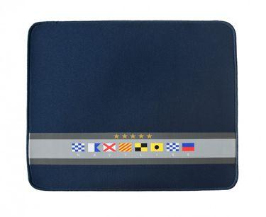 Navyline 4 Tischset rutschfest 40 x 33 cm - mit Signalflaggen – Bild 1