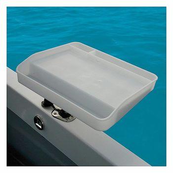 Oceansouth Polyethylen Tablett für Köder sowie zum Ausnehmen von Fischen - 460 x 375 mm – Bild 2