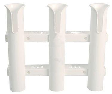 Osculati Kunststoff Angelrutenhalter für 2 oder 3 Angeln - leichte Version - zur Wandmontage – Bild 3