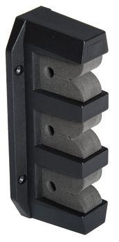 Osculati Halterungen zur Angelrutenaufbewahrung - für 3 oder 5 Angeln  - 2-er Set – Bild 5