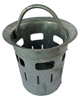 GAT Hofsinkkasten-Eimer Metall ähnlich DIN 1236 – Bild 1