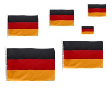 Navyline guest flag Germany in 6 sizes – Bild 1