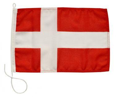Navyline guest flag Denmark in 4 sizes