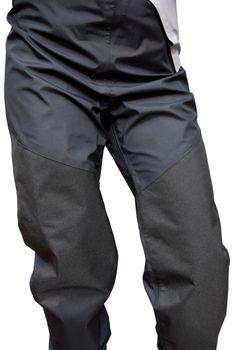 Dry Fashion Trockenanzug Profi Sailing Regatta schwarz/grau – Bild 6