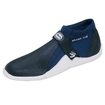 ASCAN Neoprenschuhe Segelschuhe Sail Cup Dinghy weiße Sohle