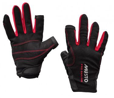 Musto Damen Herren Segelhandschuhe Essential Sailing Gloves - 2 Finger frei  – Bild 2