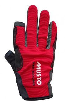 Musto Essential Sailing Gloves - 2 fingers free – Bild 7