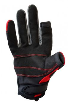 Musto Essential Sailing Gloves - 2 fingers free – Bild 6
