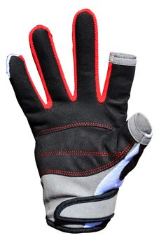 Musto Essential Sailing Gloves - 2 fingers free – Bild 9