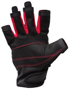 Musto Damen Herren Segelhandschuhe Essential Sailing Gloves - 5 Finger frei – Bild 3