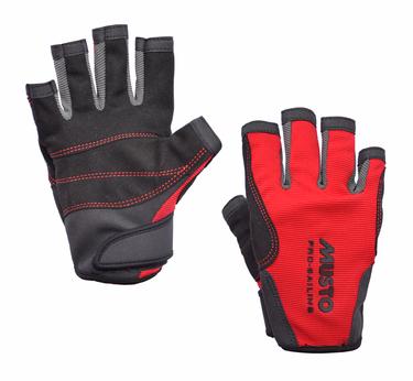 Musto Damen Herren Segelhandschuhe Essential Sailing Gloves - 5 Finger frei – Bild 7