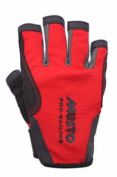 Musto Damen Herren Segelhandschuhe Essential Sailing Gloves - 5 Finger frei – Bild 5