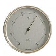 Delite Clausen Edelstahl Thermometer 605600 - Zifferblatt satin 001