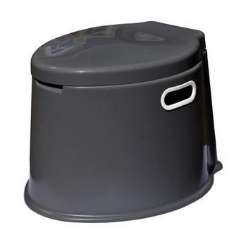 Yachticon stabile Eimer-Toilette in vier Farben – Bild 4