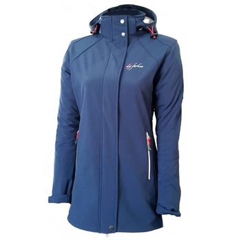 Dry Fashion Damen Softshell Mantel Sylt – Bild 4