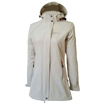 Dry Fashion Damen Softshell Mantel Sylt – Bild 5