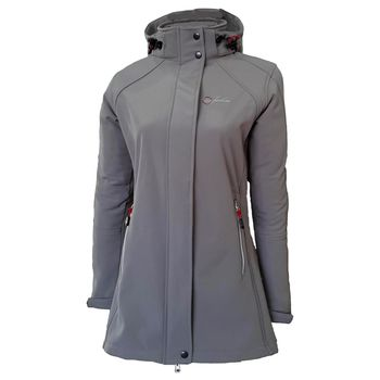 Dry Fashion Damen Softshell Mantel Sylt – Bild 8