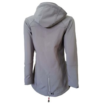 Dry Fashion Damen Softshell Mantel Sylt – Bild 15