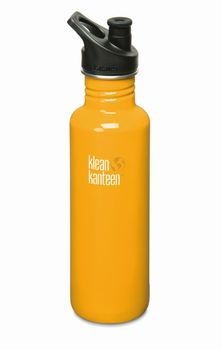 Klean Kanteen 27 oz Classic mit Sport Cap - 800 ml Trinkflasche – Bild 7