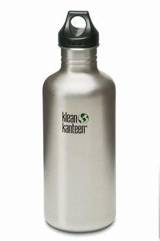 Klean Kanteen 40 oz Classic mit Loop Cap - 1182ml Trinkflasche – Bild 2