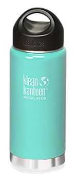 Klean Kanteen 16 oz Wide Insulated mit Loop Cap - 473ml Thermosflasche – Bild 6